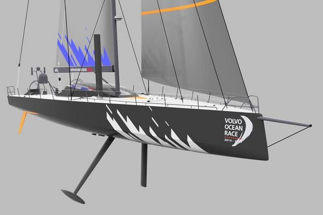 Persico marine projects: Volvo One Design